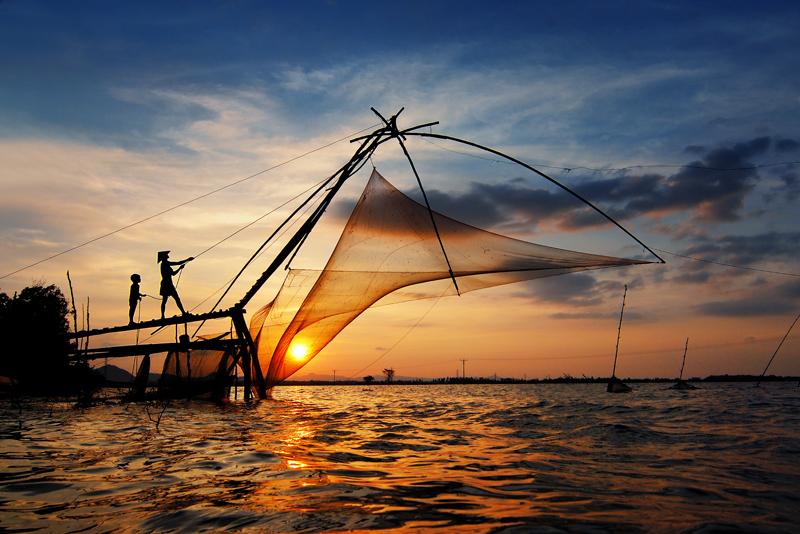 Fishing life tour | Vietnam Fishing | Hanoi Eco Tour