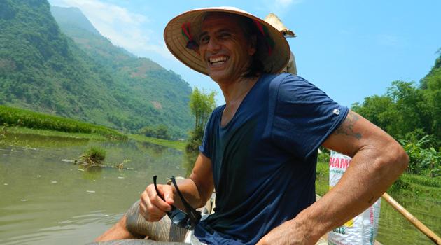 Rafting in Mai Chau