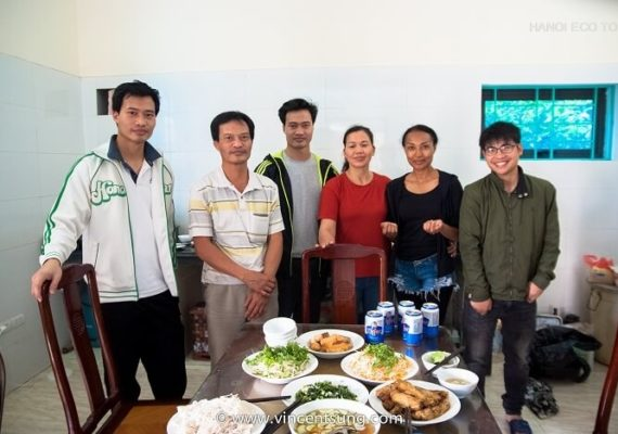 authentic vietnamese lunch with local family 1