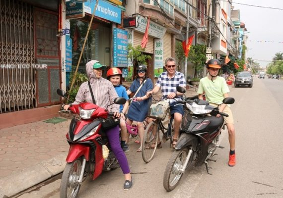 Dan Group Countrylife Hanoi Experience