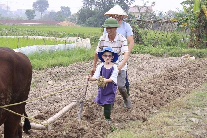 rural hanoi farming