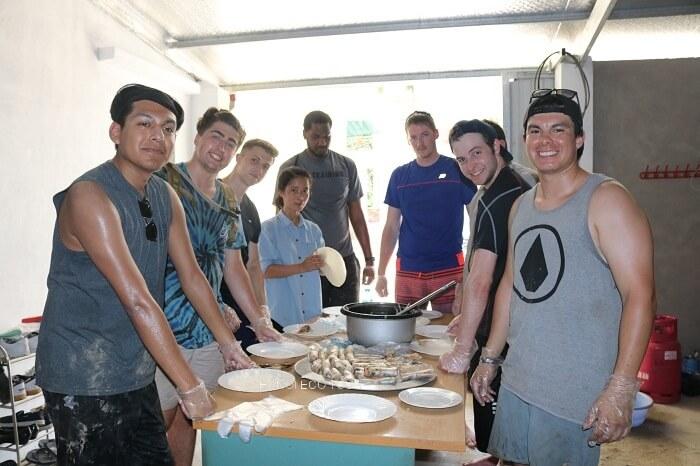 Rural Hanoi cooking class