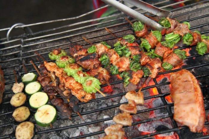 Mai Chau special food