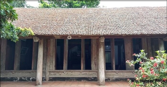 Mrs Duong Thi Lan ancient house