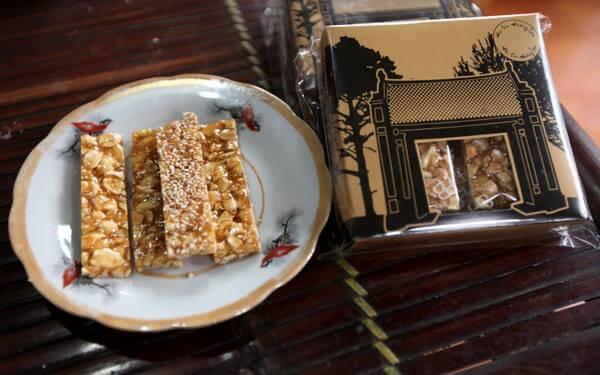 Duong Lam village's (Peanut Candy