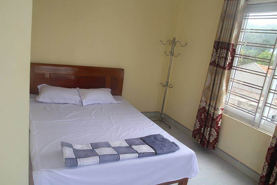 Accommodation in Thanh Lan island