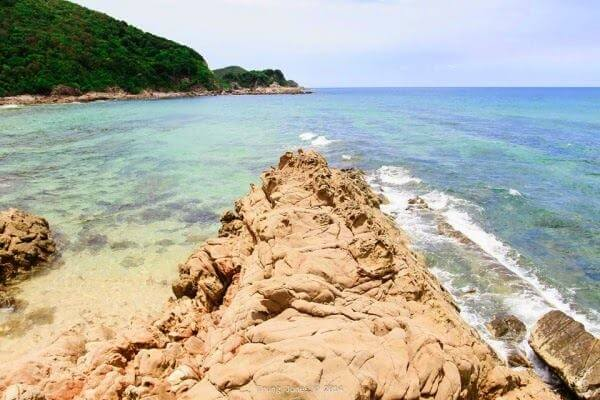 Attractions in Thanh Lan island