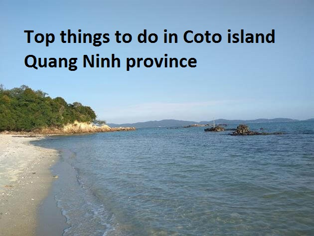 things to do in coto island