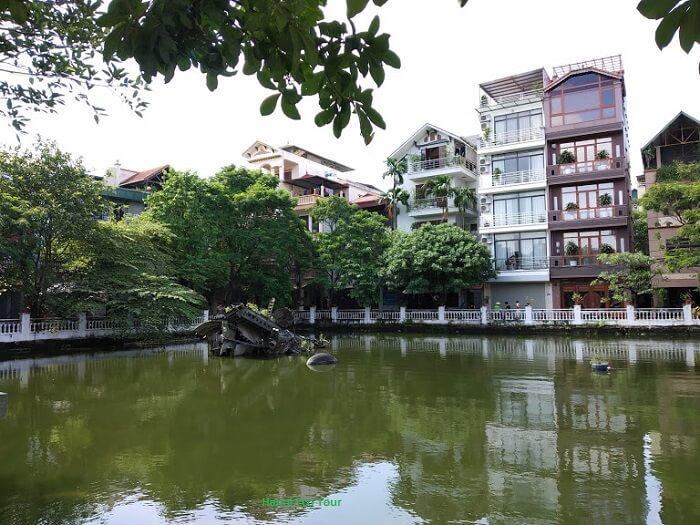 Hanoi Itinerary -B52 Lake