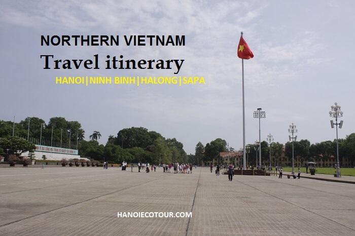 Hanoi, Vietnam Itinerary