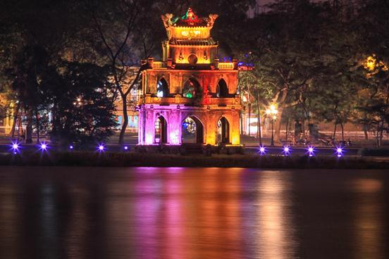 Hanoi knowns as top ten travel destination in the world